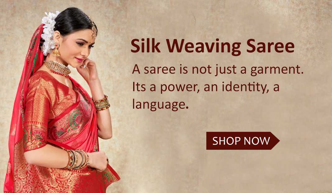 Soft Silk Weaving saree with Designer Border & Rich Pallu