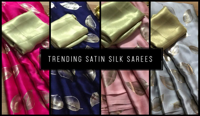 Trending Silk sarees collection by grabandpack - saree banner latest - diwali shopping sarees online