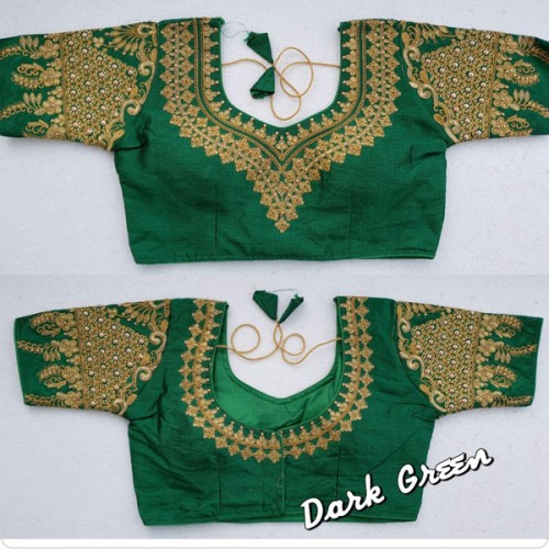 ready-made-green-heavy-malbari-silk-embroidered-blouse-online-gnp006531