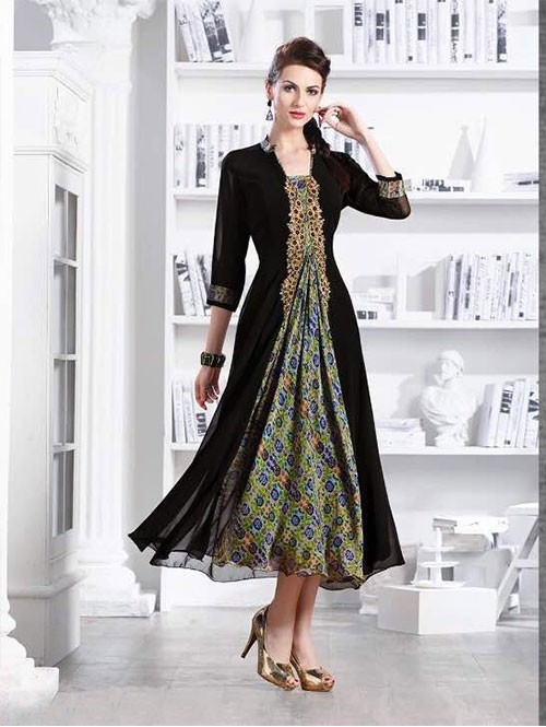 black-colored-apricot-fancy-georgette-khatali-embroidered-work-kurti-gnp0000202