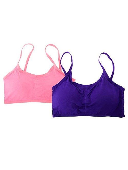 Peach & Purple