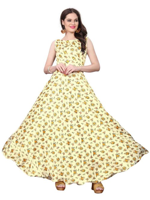 Women Multi Colored Printed Fit and Flare Dress