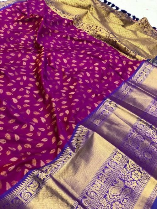 kanchipuram silk saree by grabandpack.com