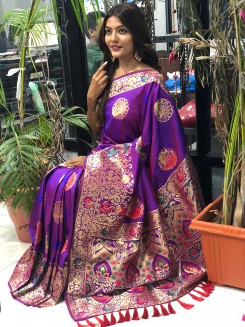 kanchi pattu sarees online shopping