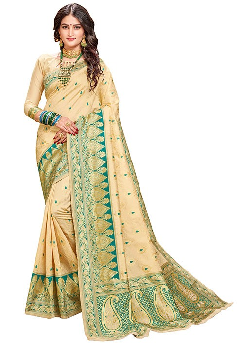 Rama Kanchipuram Silk Saree