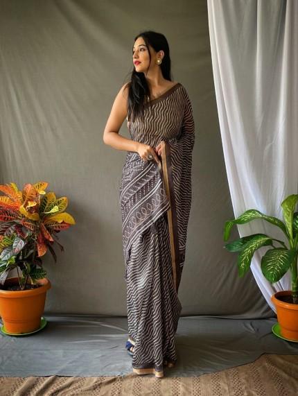 GrabandPack latest saree designs 2021