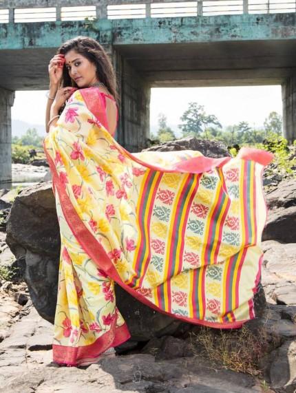 grabandpack cotton sarees gnp008729