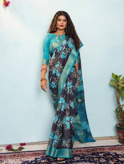 latest cotton sarees with price - Grabandpack.com