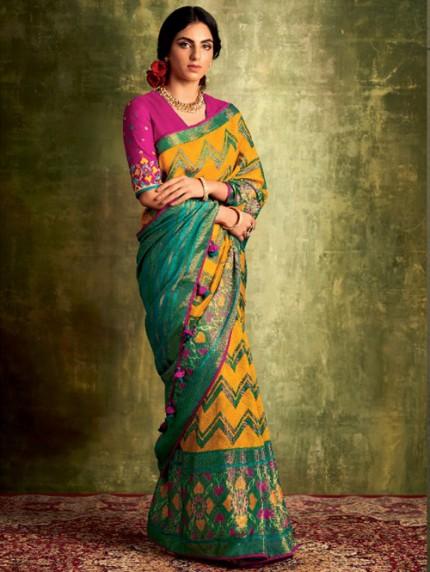 brasso silk saree with price