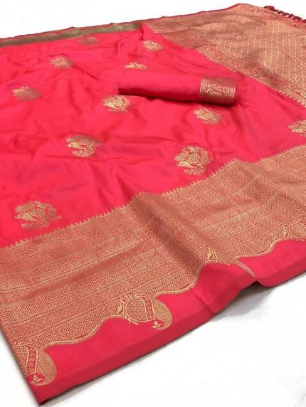 Softy silk Traditional saree