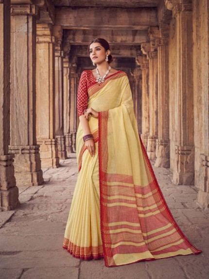 unique stylish saree grabandpack