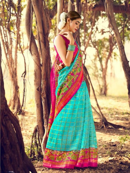 grabandpack linen saree manufacturers