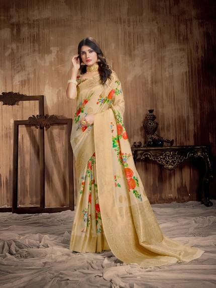 grabandpack printed sarees online
