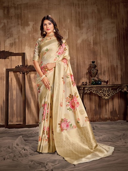 grabandpack printed saree daily wear