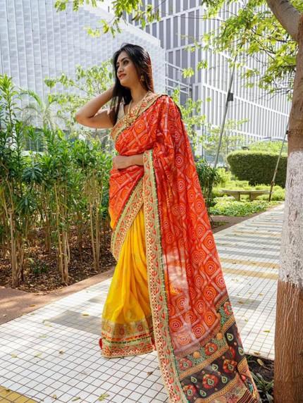 Vichitra Sik Saree online india