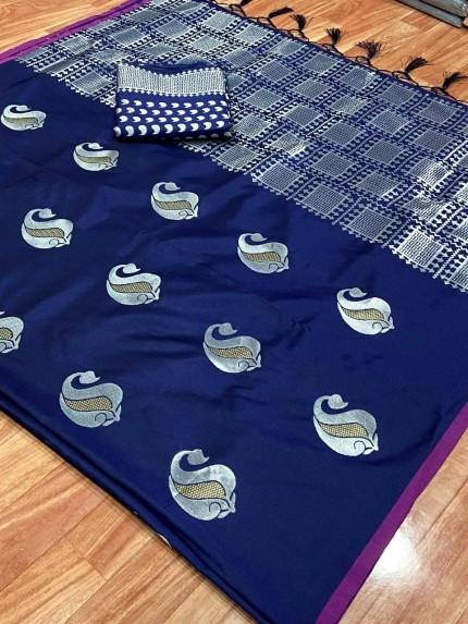 banarasi silk woven sarees