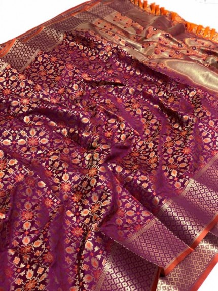 silk sarees online shopping with price at GrabandPack