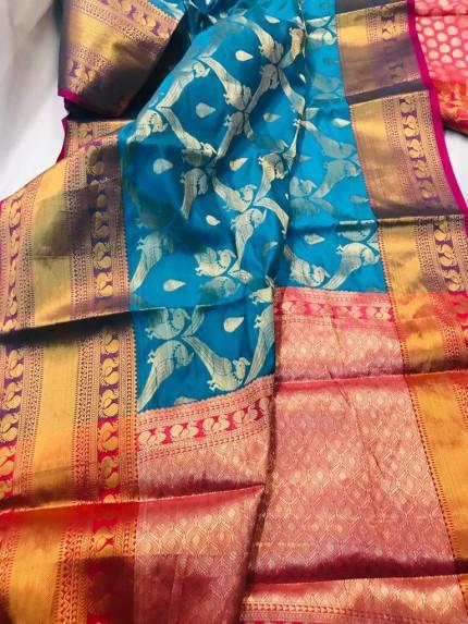 Kajal Kanan same saree buy online grabandpack