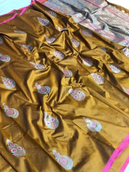 soft silk saree collection 2020