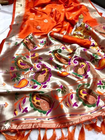 Kanjeevaram silk sarees online shopping