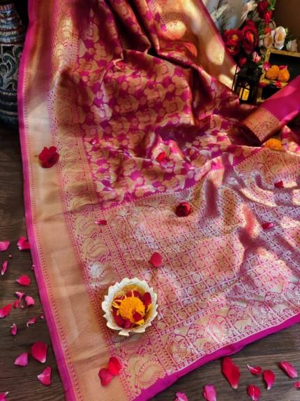 kanjeevaram silk saree online shopping