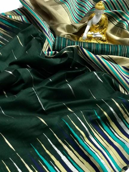 puran silk saree at grabandpack