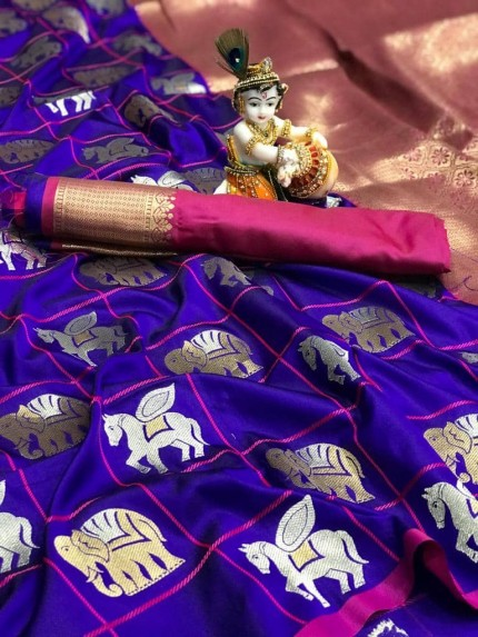 soft silk sarees online at grabandpack