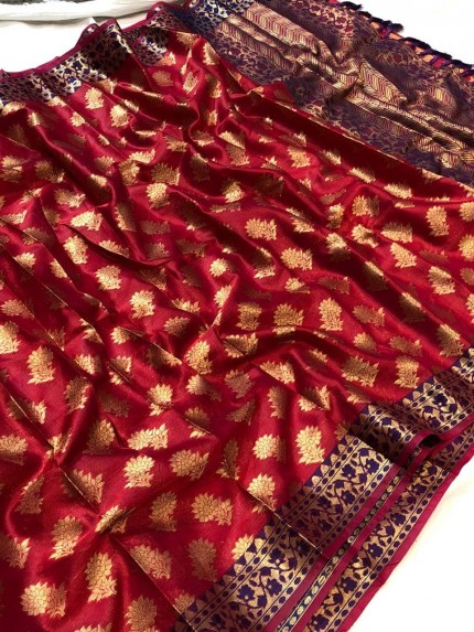 Exclusive kora muslin weaving sarees with pretty zari weaves