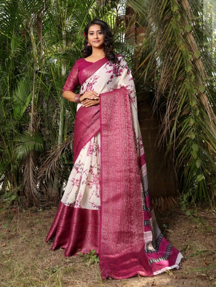 Sr Brand soft cotton sarees online shopping from grabandpack