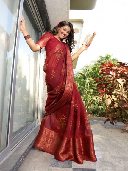 branded sarees online india from grabandpack