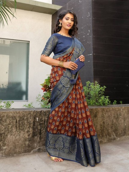 2021 most trending saree from grabandpack