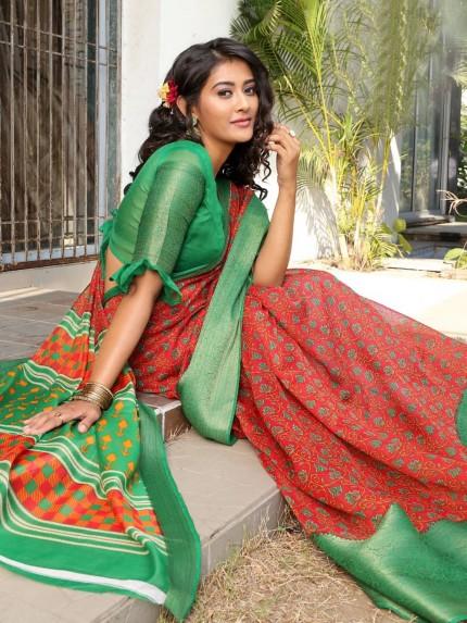 best online saree brand from grabandpack