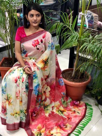 new trendy sarees