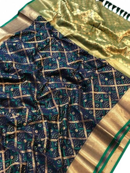 banarasi silk sarees online with price - grabandpack