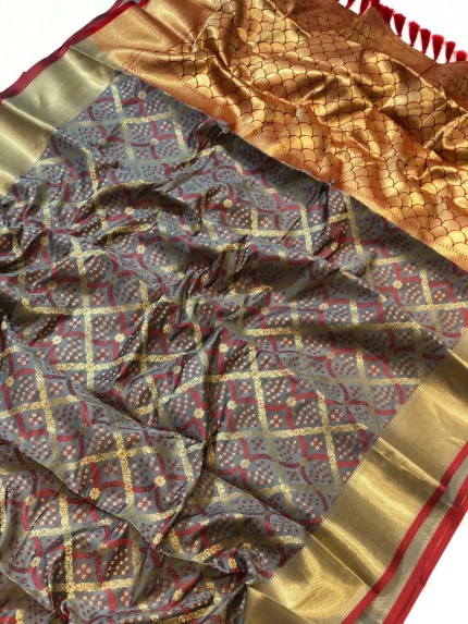 banarasi silk sarees online with price - grabandpack