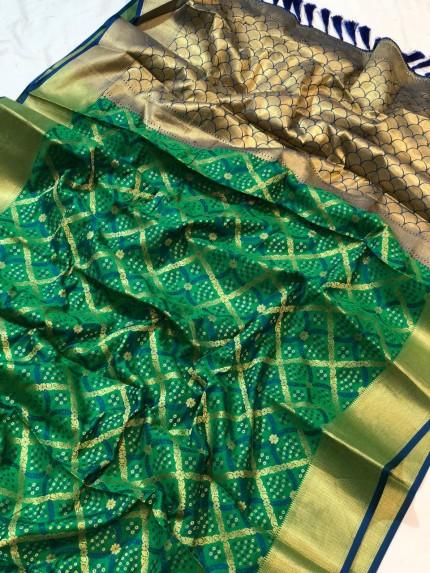 banarasi silk sarees buy online - grabandpack