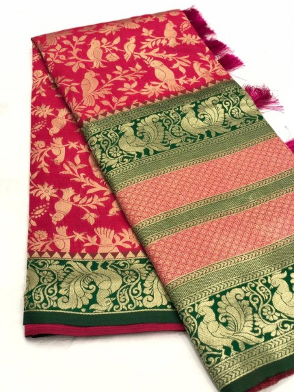 latest kanchipuram sarees