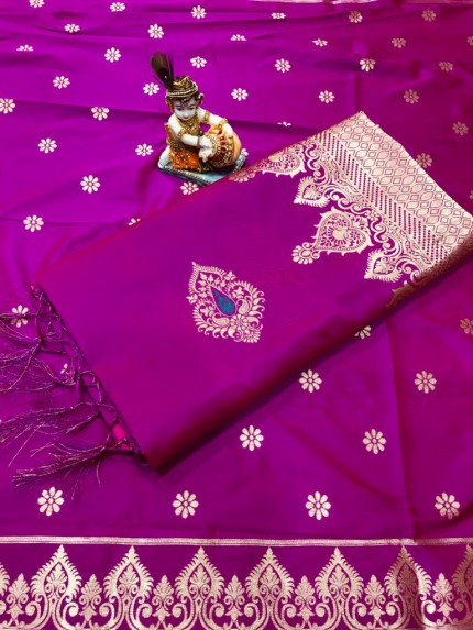 Wardrobe Special indian silk saree