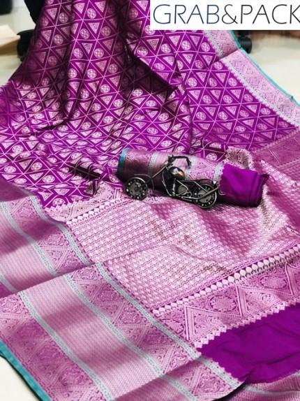 banarasi silk sarees online shopping gnp007591