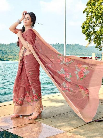 soft cotton sarees online india