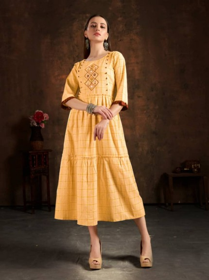 designer kurti for party wear by grabandpack.com
