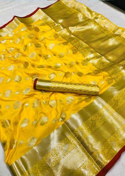 womens-lichi-silk-weaving-saree-in-yellow-silk-sarees-online-gnp005984