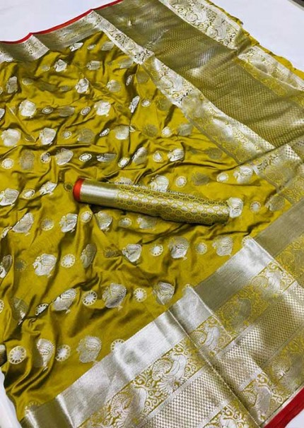 womens-lichi-silk-weaving-saree-in-yellow-silk-sarees-online-gnp005988
